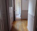 Appartement 2 pièces- Parquet- Moulures- Cheminées